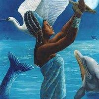 Yemaya y Oshun. Dueñas de las dos Aguas