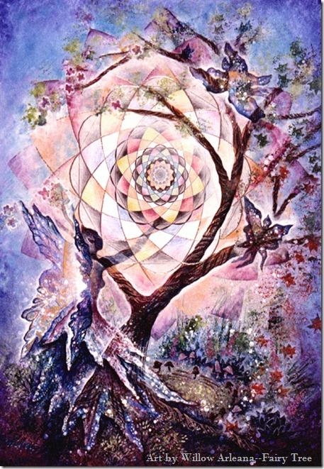 Willow - Fairy Tree