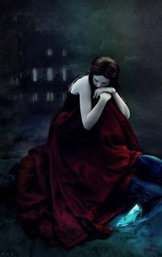 Cinderella by AliaChek.deviantart.com