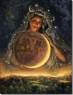 красавица-луна