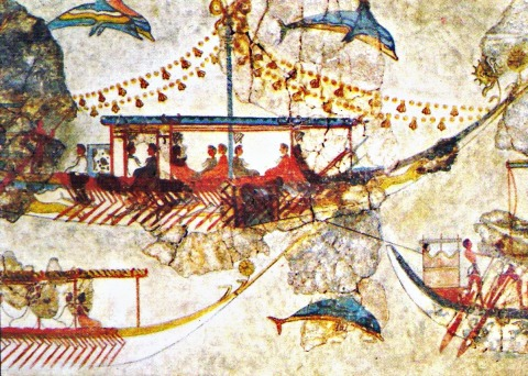 akrotiri-and-its-harbor-detail