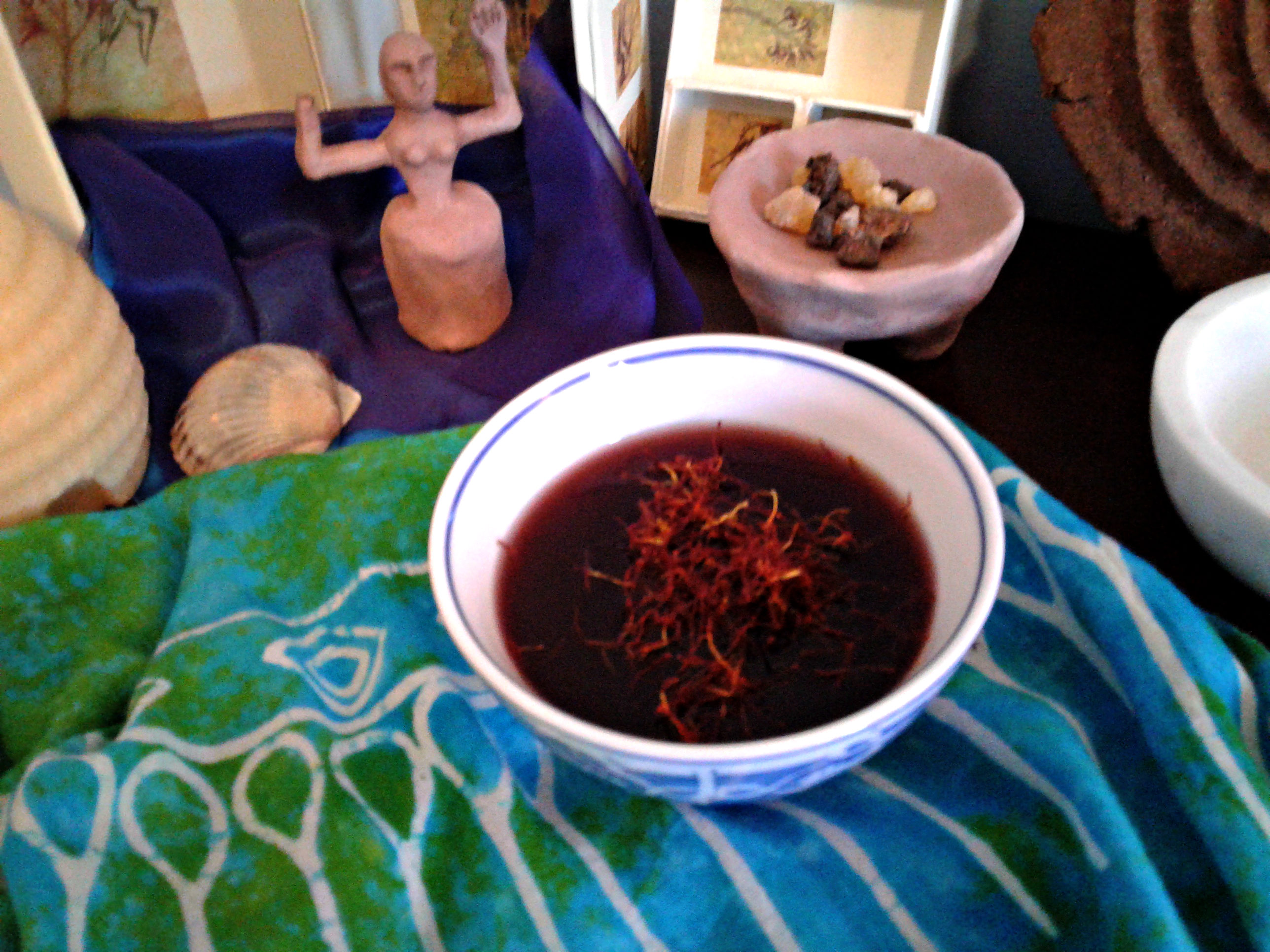 Minoan Leftovers: What should I do with those offerings