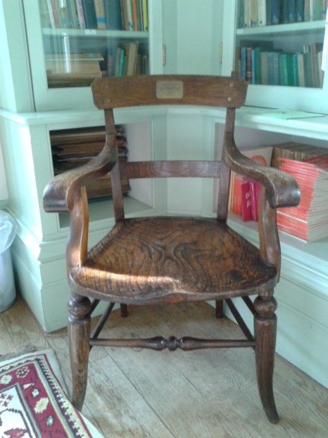 Bardic Chair of Hawkwood 1882
