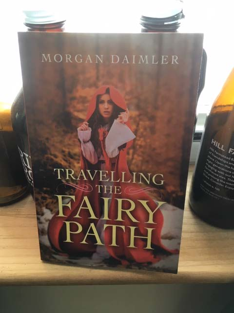 Traveling the Fairy Path by Morgan Daimler (Book Review)